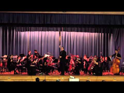 BSharp Youth Orchestra Holiday Concert 2014