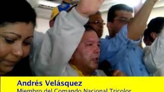 Juramentación del Comando Tricolor de Monagas