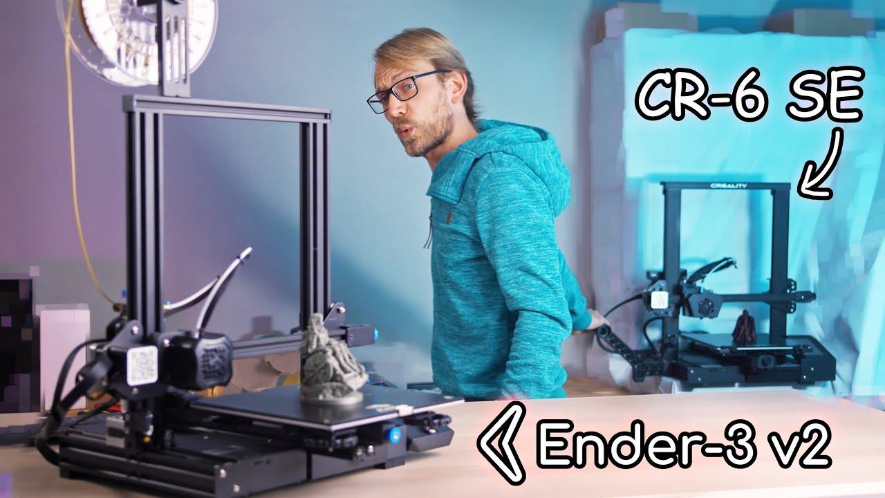 Download Why you should get the Ender-3 v2 instead of the CR-6 SE!