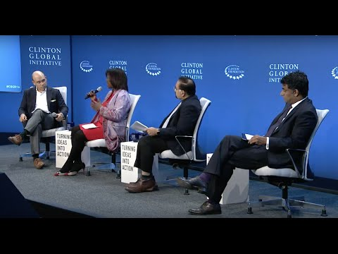 Innovating The Global Food Supply: Panel Discussion - CGI 2016 Annual Meeting