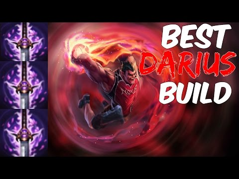 Hidden Op Darius Build!
