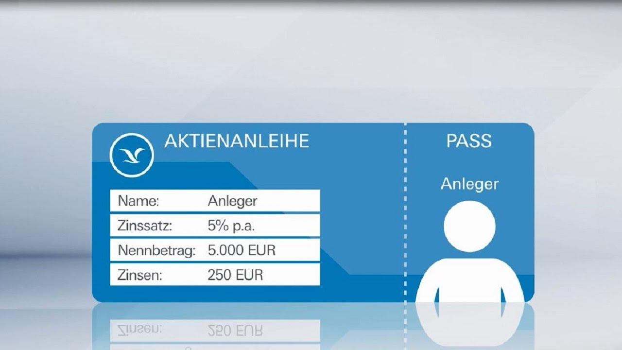 Aktienanleihen Deutsche Bank
