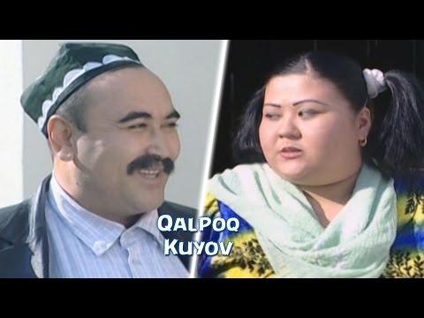 Qalpoq - Kuyov   Калпок - Куёв (hajviy ko'rsatuv)