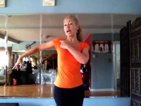 Ladies Styling Tip (Salsa Dancing)