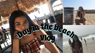 Day in the beach ! Walking around with me //PRISCILLA