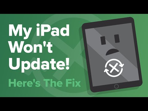 My iPad Won't Update! Here's The Fix.