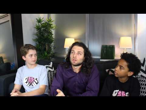 Jacob Hopkins and Terrell Ransom Jr. Chat With Jonathan Marhaba About The Jonathan Foundation
