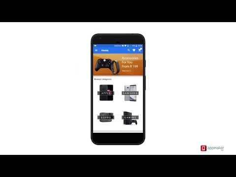 Appmaker xyz WooCommerce Demo - App builder - Apps on Google