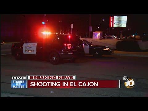 Man fires shots, holds woman hostage in El Cajon