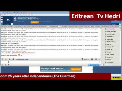 Eritrea interview with John Black (Yohannes Abreha ) Part 3