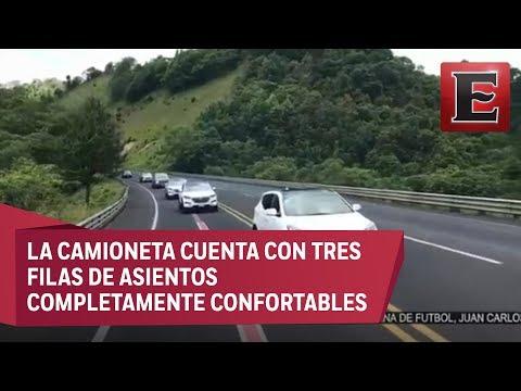 Atracción 360: Hyundai presenta nueva versión de la camioneta Santa Fe