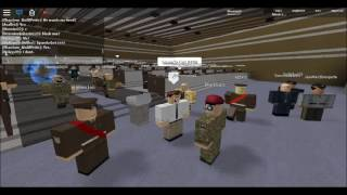 Roblox BA- disturbing important meeting