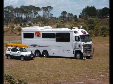 New  45FT For Sale  Full Wall Slide  Luxury Diesel Motorhome  YouTube