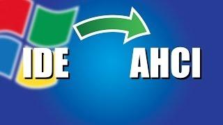 Cambiare Modalità IDE In AHCI