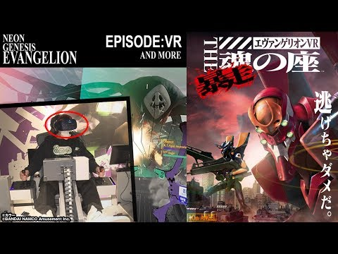 Neon Genesis Evangelion VR!