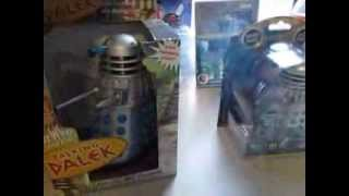 Talking Daleks Product Enterpise Ltd. vs Character Options, Which Do You Like