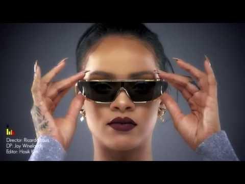 eaec655b2fc35 Rihanna x Dior   Exclusive Sunglasses