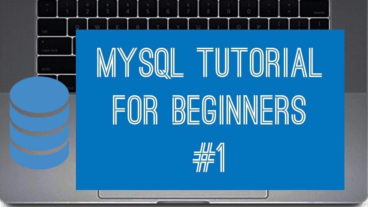 mysql tutorial for beginners pdf