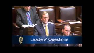President Obama Called War Criminal In Irish Parliament