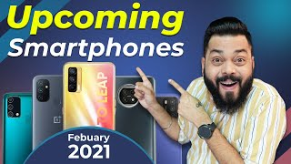 Top 10+ Best Upcoming Mobile Phone Launches ⚡ February 2021
