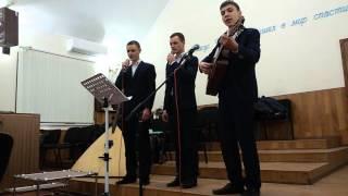 Gambar cover Снегопад шуршит по веткам. Росенко & Игорь