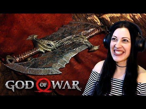 GOD OF WAR Walkthrough Part 15 - BLADES OF CHAOS (God of War 4)