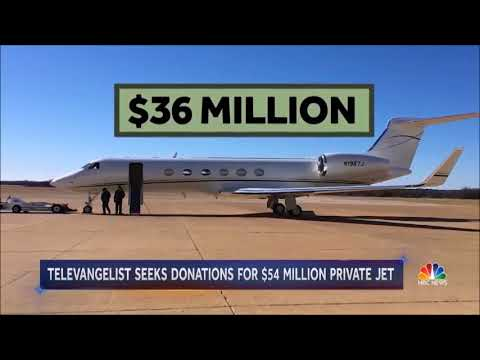 Christian preacher asks followers to help buy fourth private jet Mp3