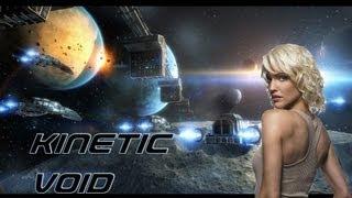 #1 Un Gioco per Caso: Kinetic Void - Il Più complesso Simulatore di Costruzioni di Navi Spaziali