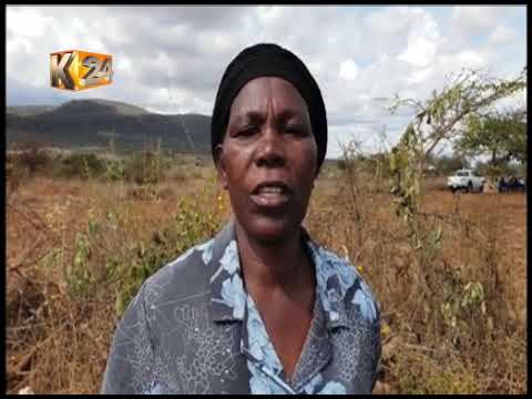 Kitui residents claim police training school has encroached their land