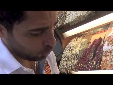 Turkish Delight Heaven- The Spice Markets in Istanbul Turkey