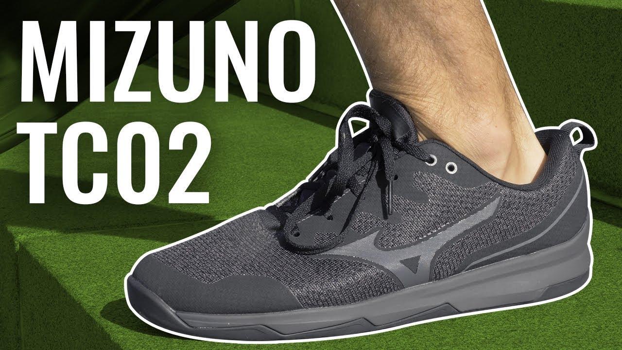 Mizuno TC-02 Training Shoe Review - YouTube
