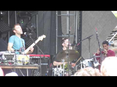RJD2 - See You Leave (Live @ GovBallNYC 06/07/2014