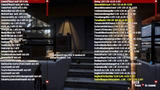 Dead Island Developer Menu (1.3.0 PC) GAMEPLAY