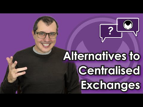Bitcoin Q&A: Alternatives to centralised exchanges