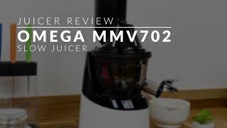 Omega MMV702 Mega Mouth Juicer Review