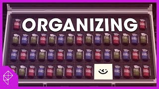 Why organizing in games is so much more fun