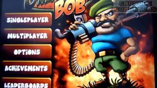 Guerrilla Bob HD Gameplay Video