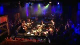 MALTED MILK Live @ Le Periskop 2012 // Nola Dance