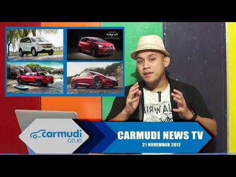 Daihatsu Sirion Baru, Tesla Roadster 0-60 MPH 1,9 detik, Hilux & Triton Facelift, Wuling SUV   CNTV