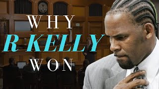 How R. Kelly Beat His First Case