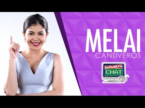 Kapamilya Chat With Melai Cantiveros For The Prenup