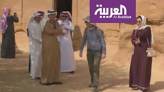 مرايا | ثورة السياحة السعودية