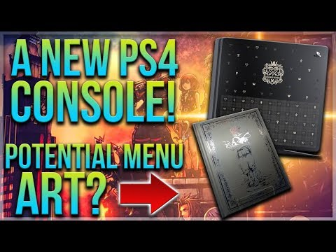 NEW Kingdom Hearts 3 PS4 Console Revealed...