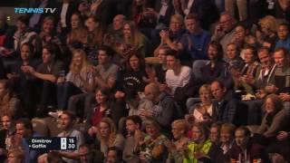 2017 Rotterdam Tennis Highlights: Goffin & Tsonga Feb 17