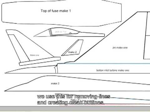 how to build an airplane from scratch