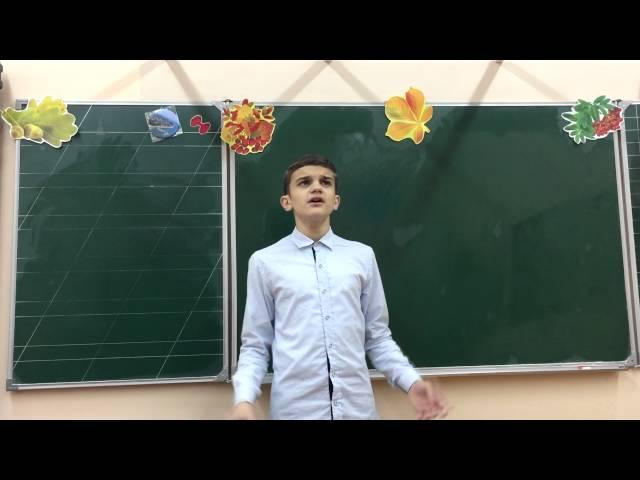 Изображение предпросмотра прочтения – ПавелИванов читает произведение «Нить Ариадны (Вперяю взор, бессильно жадный…)» В.Я.Брюсова