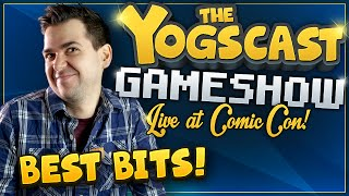 The Yogscast Gameshow - Live at MCM Comic Con (Highlights)