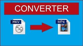 COMO CONVERTER ARQUIVOS .MKV PARA .MP4 (SEM BAIXAR NADA)