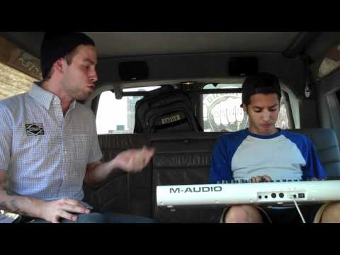 """ATP! Acoustic Session: Tyler Carter - """"Side To Side"""" (Piano Freestyle)"""