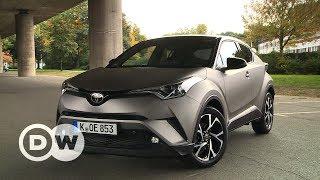 Futuristisch: Toyota C-HR | DW Deutsch